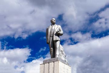 Lenin, the leader of the Soviet Union