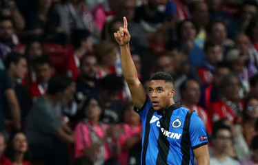 Champions League - Group Stage - Group A - Atletico Madrid v Club Brugge