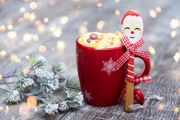 Weihnachtskakao Kinder