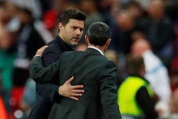 Champions League - Group Stage - Group B - Tottenham Hotspur v FC Barcelona