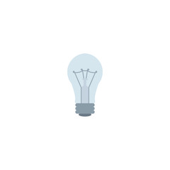 Light bulb, vector illustration, light bulbs of different uses.