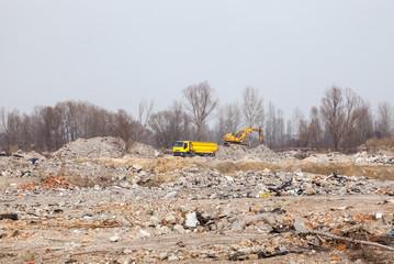 City landfill