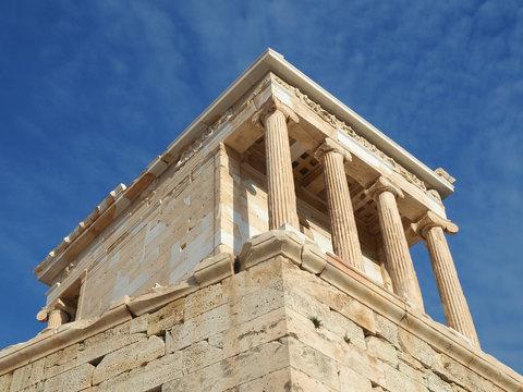 Akropolis in Athen - Tempel