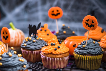 Spooky food for Halloween