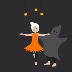 Halloween Tanz