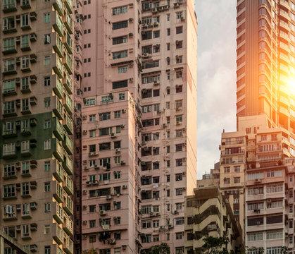 Affordable housing apartments, Hong Kong