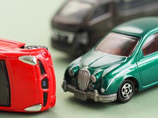 交通事故(衝突)イメージ