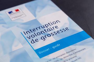 Guide d'accompagnement à l'interruption volontaire de grossesse (IVG)