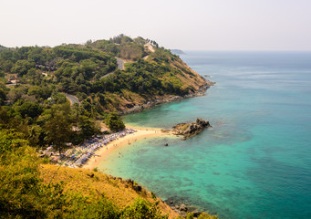 Bay in Southwest Pukhet, Thailand