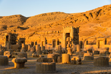 Persepolis, one of the UNESCO world heritage sites