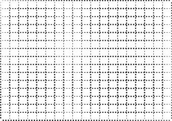 Fondo de red hecha por puntos.