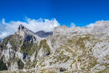 Spanien - Kantabrien - Picos de Europa - Fuente De