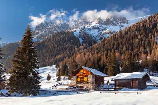Passo San Pellegrino, Belluno, Trentino Alto Adige