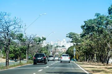 Paisagem Estrada Road landscape