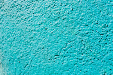 concrete wall ight blue color, cement texture background for design