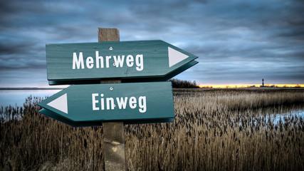 Schild 382 - Mehrweg