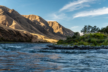 Snake River in Hells Canyon