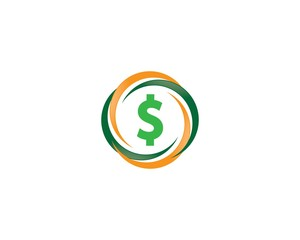 Money logo illustration