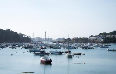 Port de Ploumanac'h Cotes d'Armor Bretagne France