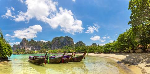 Railay Beach, Krabi, Thailand