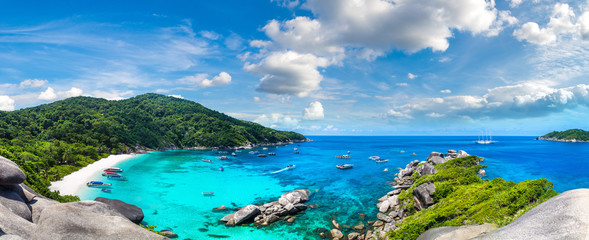Similan islands, Thailand