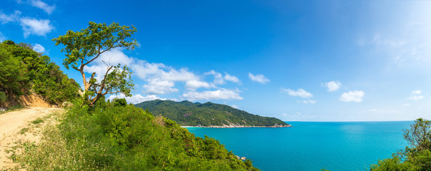 Koh Phangan island, Thailand