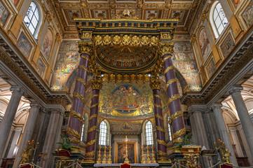 Basilica di Santa Maria Maggiore - Rome, Italy