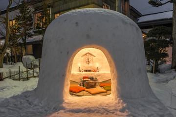 横手雪祭り
