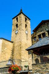 Església de Sant Corneli i Sant Cebrià de'Ordino, Ordino-Arcalis, Principality of Andorra