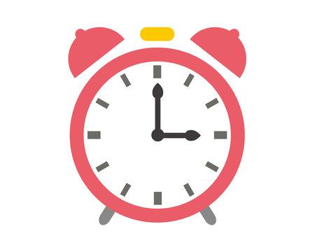時計 時間 アイコン 目覚まし時計