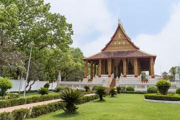 Wat Haw Phra Kaew (Haw Pha Kaew, Hor Pha Keo, Ho Prakeo) is a former temple in Vientiane, Laos, first built in 1565.