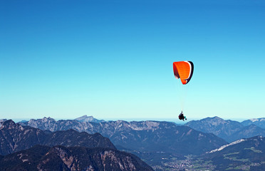 Paraglidertandem