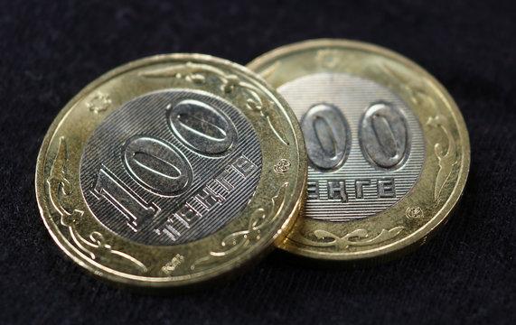 100 Kazakhstan tenge