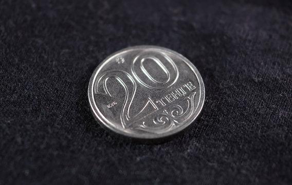 20 Kazakhstan tenge