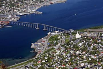 Tromsoe, Nordnorwegen