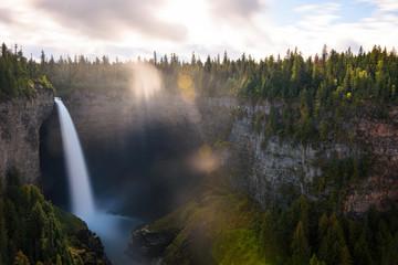 Helmcken Falls im Wells Gray Provincial Park