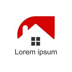 House logo.modern design.vector illustration