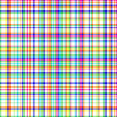 Seamless checkered pattern. Abstract geometric wallpaper of the surface. Striped multicolored background. Bright texture. Print for banners, flyers, shirts and textiles. Doodle for design and busines