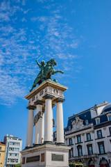 Statue de Vercingétorix à Clermont-Ferrand