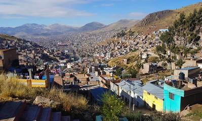 Ville de Puno