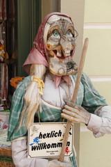 Hexe in Wernigerode 3