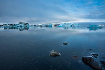 Jokulsarlon laguna di ghiaccio islanda
