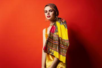 beautiful woman beauty fashion style