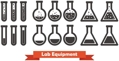 Lab equipment collection