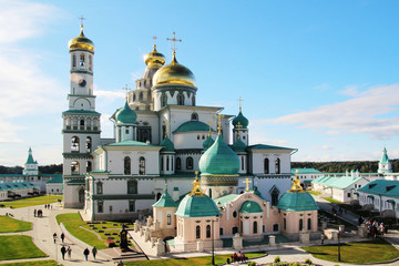 New Jerusalim monastery, Russia