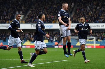 Championship - Millwall v Aston Villa