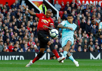 Premier League - Manchester United v Newcastle United