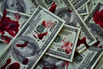 dirty bloody money