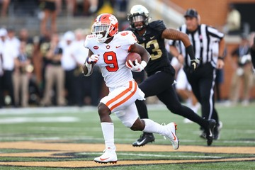 NCAA Football: Clemson at Wake Forest