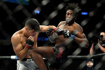 MMA: UFC 229-Luque vs Turner